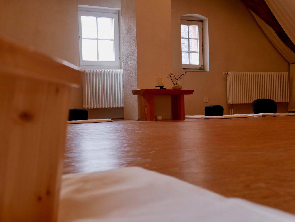 Meditationsgruppe @ Alte Feuerwache / Raum der Stille